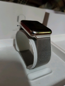 Stainless Steel 42mm Apple Watch 1