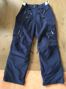 Youth UNRiders Snowboard Pants - size small