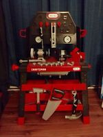 Little tikes tool bench and tools