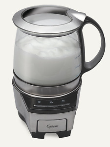 Capresso milk warmer and frother