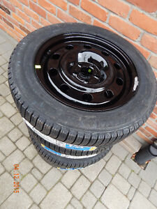 """2015 Ford Escape - 17"""" Snow Tires set of 4, Ford Rims & TPMS"""