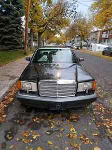 1991 Mercedes SD 350 Turbo Diesel