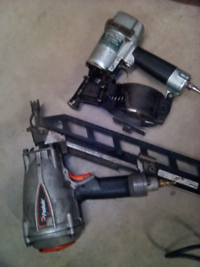Various , cordless an air tools for sale in good condition !