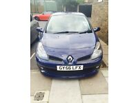 Renault Clio 1.5 DCI DYNAMIQUE (86) ROAD TAX 1 year £30 /LOW MILLAGE