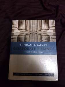 Fundamentals of Corporate Finance 7th Canadian Ed - Ross et al