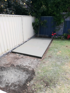 🔨⚡CONCRETE SHEDSLABS PERTH(All areas)🔨⚡