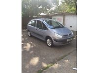 Citreon Picasso 2001 85k