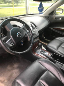 2008 NISSAN MAXIMA - AS IS
