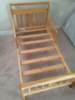 Toddler bed for sale