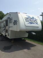 2006 5th wheel Tundra trailer