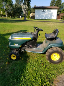 2 Lawn Tractors for sale ($350 for both)