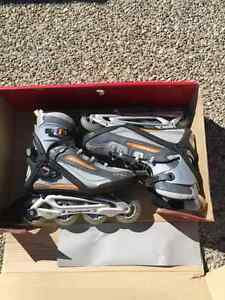 brand new in box roller blades
