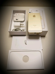 iPhone SE Unlocked with Box and Accessories