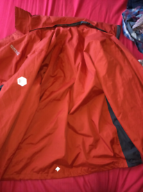 Regatta orange coat