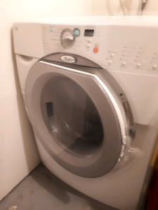 Front loading Washer and Dryer set