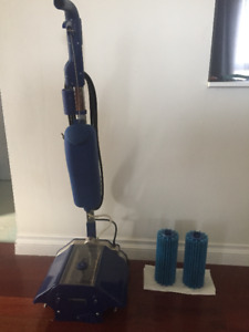 duplex carpet extractor