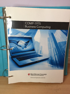 Business Administration RRC textbooks for sale (prices listed)