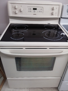 Kenmore Flat-Top Convection Stove