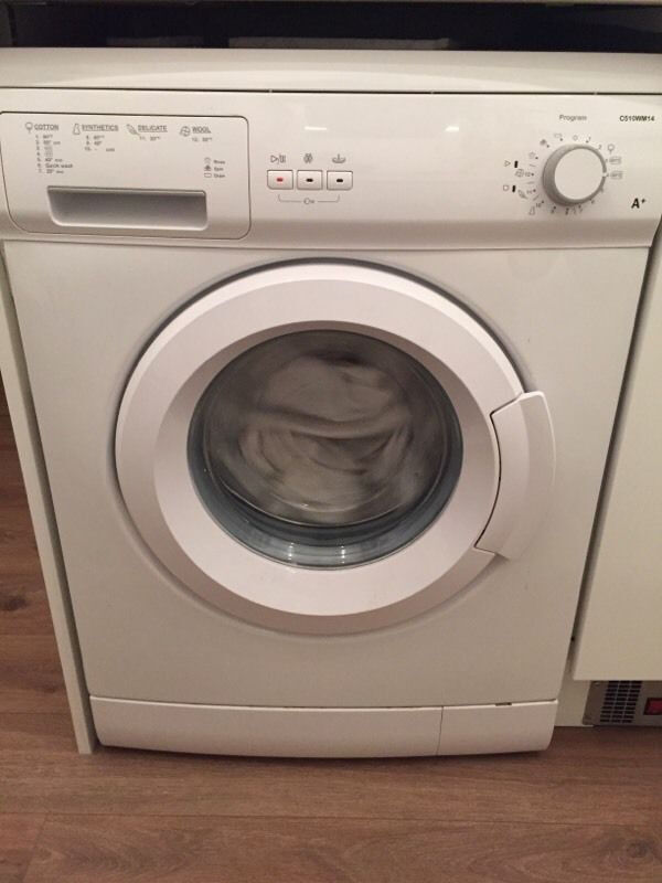 C510WM14 5kg 1000 Spin White A+ Rated Washing Machine 1 YEAR GUARANTEE FREE FITTING