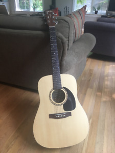 Simon & Patrick Luthier Guitar- hardly used with case