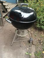 Barbecue charbon Weber BBQ