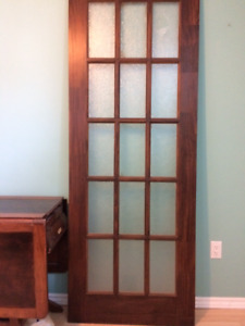 15 Lite Interior French Door