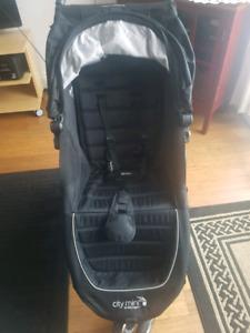 Baby Jogger City Mini stroller / poussette