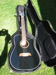 Guitare 12 cordes Oscar Schmidt Acoustic-Electric by Washburn