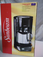 carafe style coffee maker