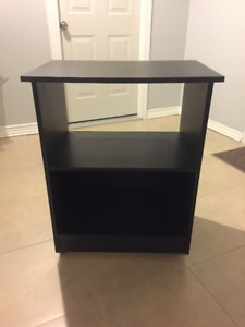 ***Excellent condition Shelf with wheels***Original Owner