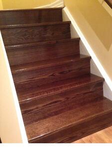 STAIRS - HARDWOOD - LAMINATE SPECIALISTS Oakville / Halton Region Toronto (GTA) image 2