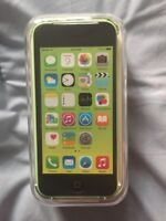 Locked to Rogers iPhone 5C mint