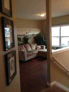 Furnished 3 bedroom home available immediately