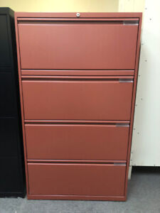 **Filing Cabinet Sale**, 4 drawer lateral filing cabinet**
