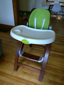Chaise haute Summer Infant Bentwood