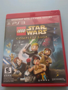 Star Wars the complete saga PS3