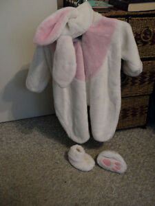 THE CUTEST BUNNY SUIT   EVER !! NEW PRICE !!