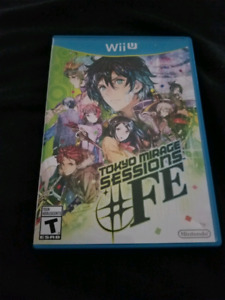 Tokyo Mirage Sessions Wii u