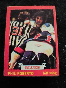 1973-74 OPC hockey singles