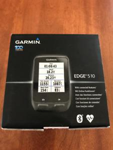 GPS de vélo Garmin Edge 510