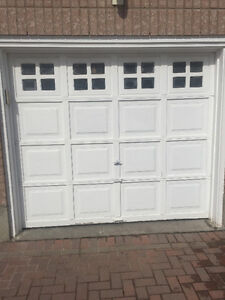 garage door 8 fits wide 7 fits high