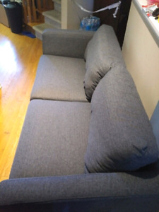 Structube couch less then 2 year old.