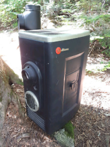 Duo Therm oil stove