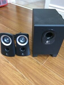 Speakers de PC Logitech