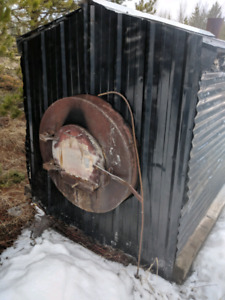 Old house boiler for sale