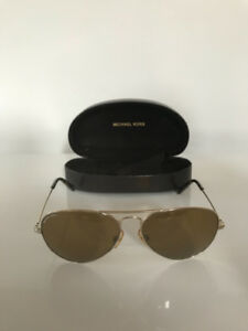 Authentic Micheal Kors sunglasses unisex