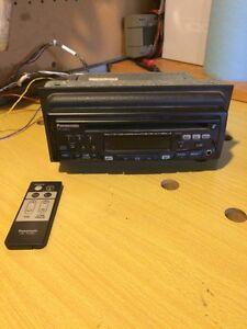 Panasonic car CD radio