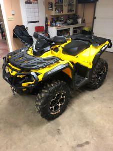2013 CAN AM 500 XT OUTLANDER ( WE FINANCE ) $40