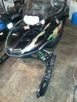 2002 Arctic Cat Z L 550 $2400