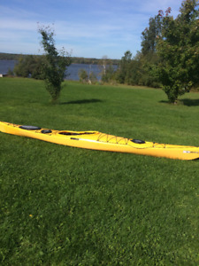 Wilderness Systems Zephyr 160 Touring Kayak (New)